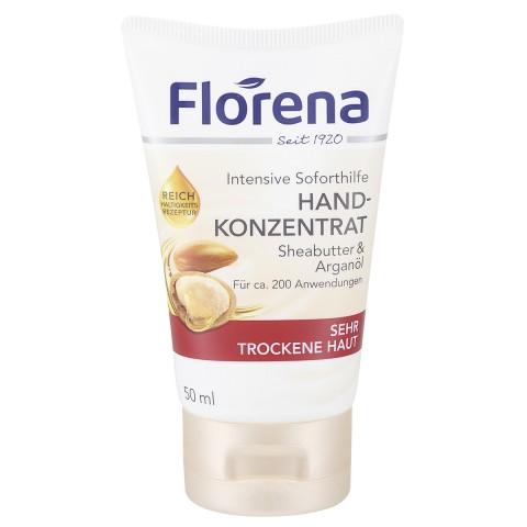 Florena Handkonzentrat Intensive Soforthilfe mit Sheabutter & Arganöl