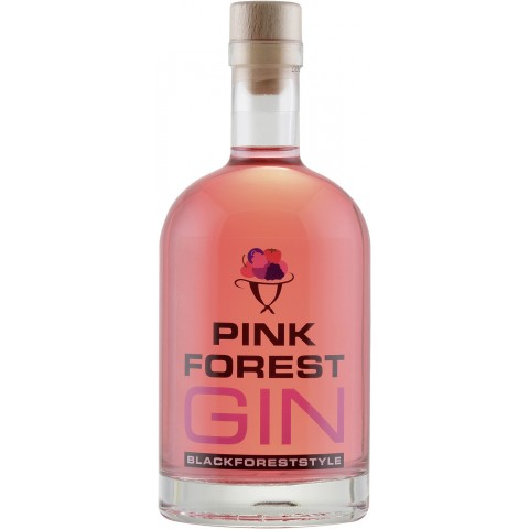 Pink Forest Gin