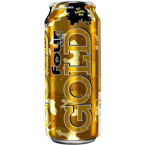 Four Loko Gold 0,5 ltr