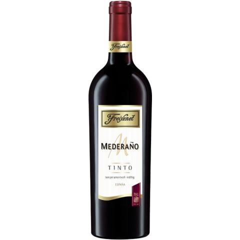 Freixenet Mederano Tinto Rotwein halbtrocken 2018 0,75 ltr