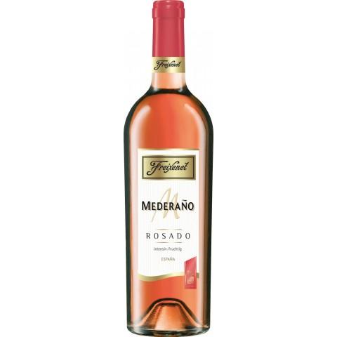 Freixenet Mederano Rosado halbtrocken 2019 0,75 ltr