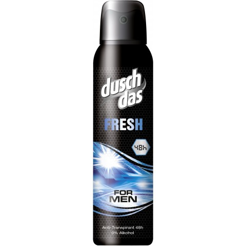 Duschdas Deospray Fresh for Men