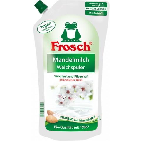 Frosch Mandelmilch Weichspüler 1 ltr