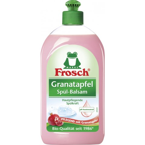 Frosch Spül-Balsam Granatapfel 500 ml