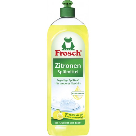 Frosch Zitronen Spülmittel 750 ml