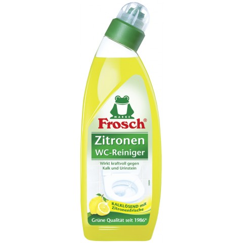 Frosch Zitronen WC-Reiniger