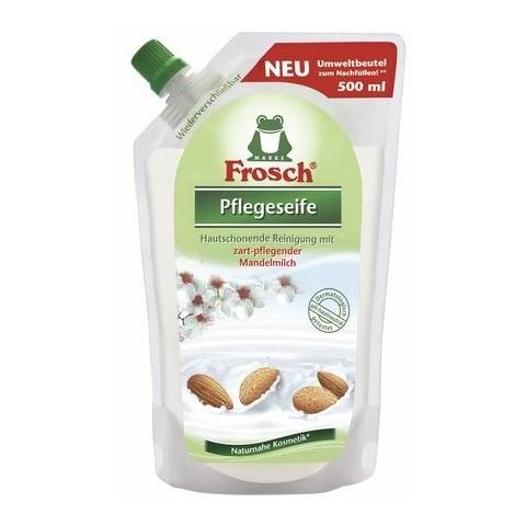 Frosch Pflegeseife Mandelmilch Nachfüllpack