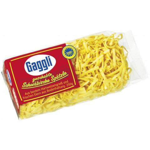 Gaggli Schwäbische Schabspätzle