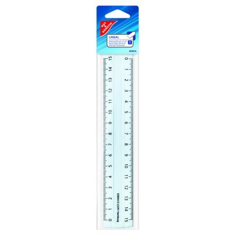 EDEKA Lineal 15cm