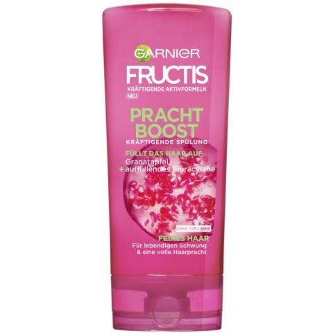 Garnier Fructis Pracht Boost kräftigende Spülung