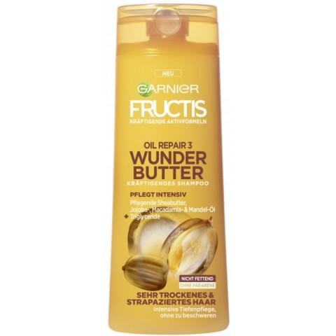 Garnier Fructis Oil Repair Wunder Butter kräftigendes Shampoo