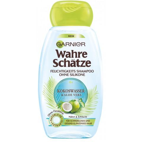 Garnier Wahre Schätze Kokoswasser & Aloe Vera Shampoo
