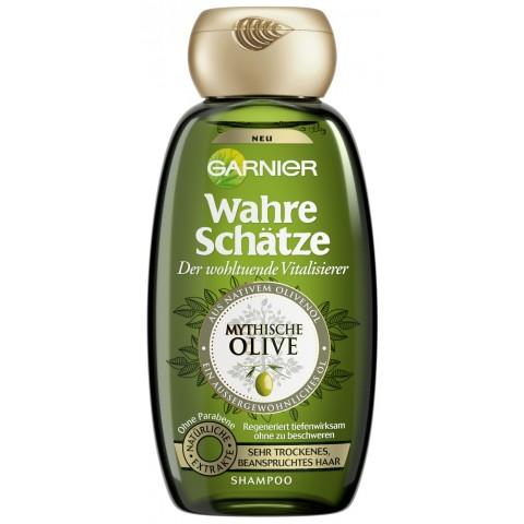 Garnier Wahre Schätze Mythische Olive Shampoo