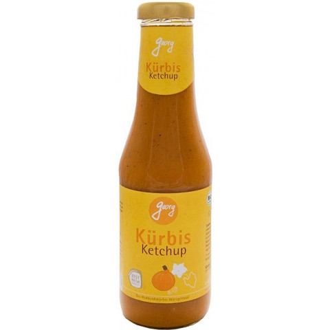 Georg Thalhammer Bio Kürbis Ketchup 450 ml