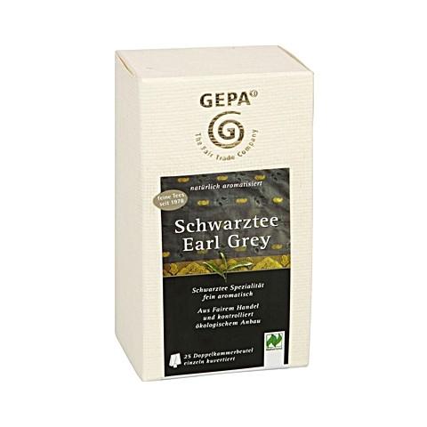 GEPA Bio Schwarztee Earl Grey