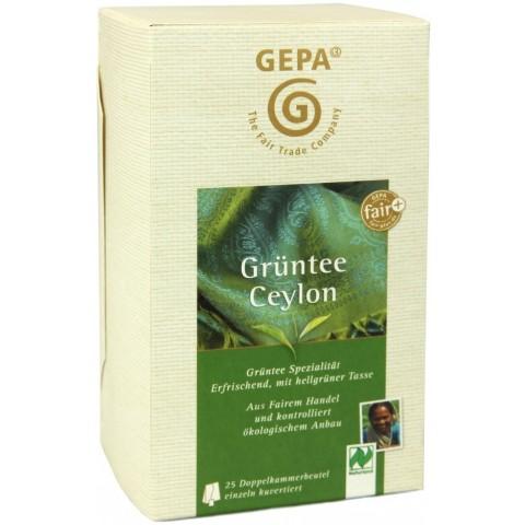 Gepa Bio Grüntee Ceylon