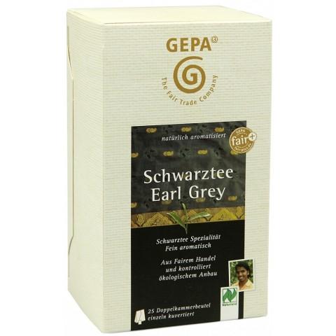 Gepa Bio Schwarztee Darjeeling