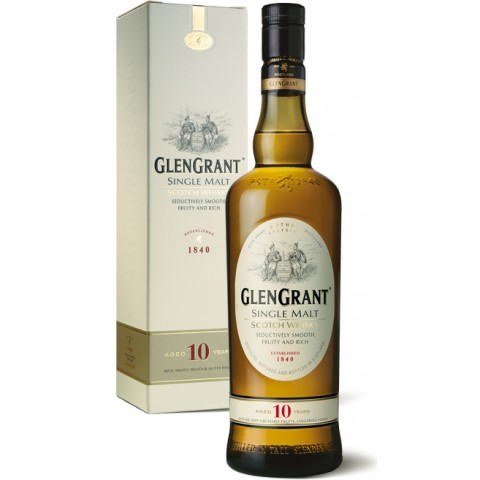 Glen Grant 10 Jahre Single Malt Whisky