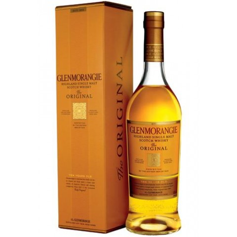Glenmorangie The Original 10 Jahre Single Malt Whisky 0,7 ltr