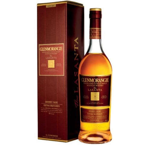 Glenmorangie The Lasanta Sherry Cask Extra Matured