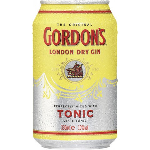 Gordons Gin Tonic