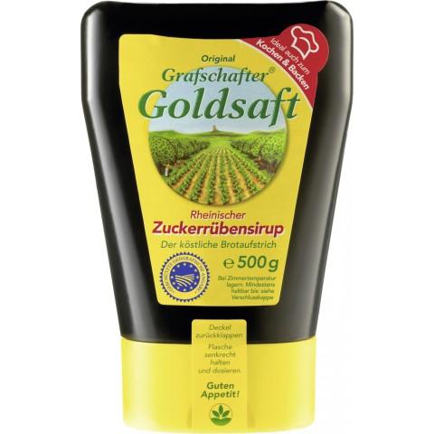 Grafschafter Goldsaft Zuckerrübensirup Squeezeflasche