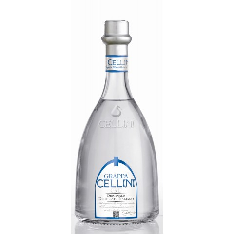 Cellini Grappa Cru