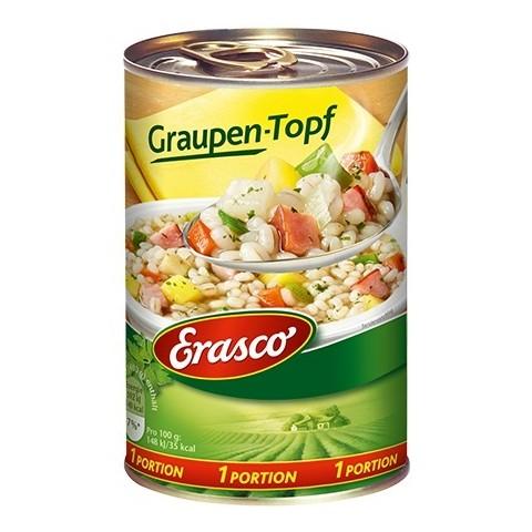 Erasco 1 Portion Graupentopf 400 g