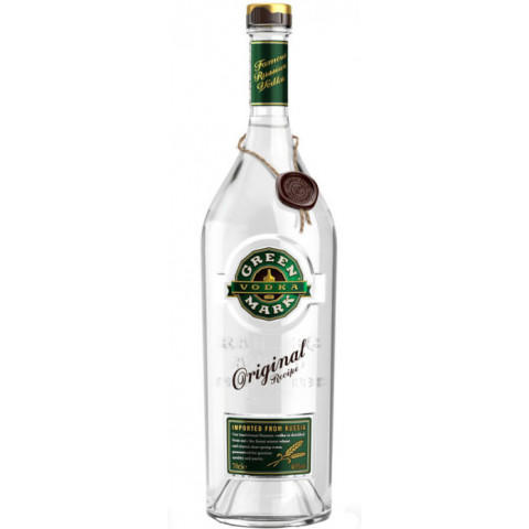 Green Mark Vodka 40% 0,7l
