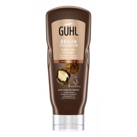 Guhl Braun Faszination Farbglanz Spülung Kukuinuss-Öl 200 ml