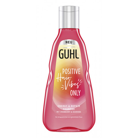 Guhl Positive Hair Vibes Only Energy & Repair Shampoo 250ML