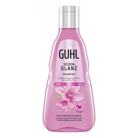 Guhl Seidenglanz Shampoo Kobushi Magnolie + Öl 250 ml