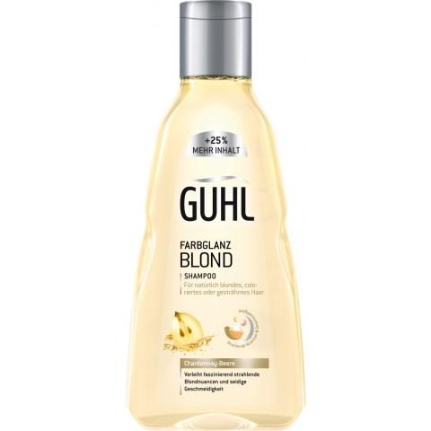 Guhl Farbglanz Blond Shampoo