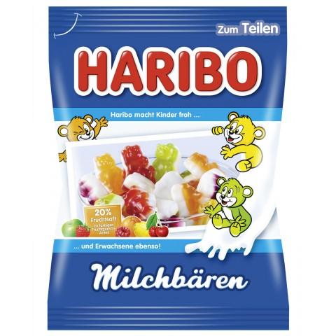 Haribo Milchbären 175 g