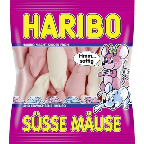 Haribo süße Mäuse 200 g