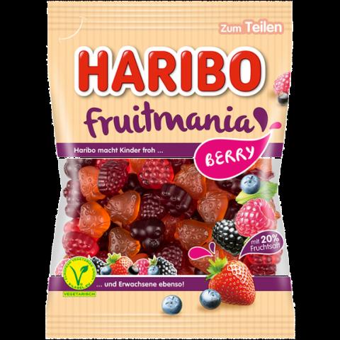 Haribo Fruitmania Berry 175 g