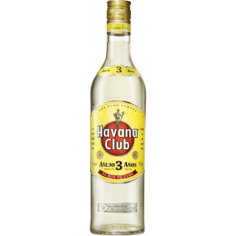 Havana Club Rum Anejo 3 Jahre