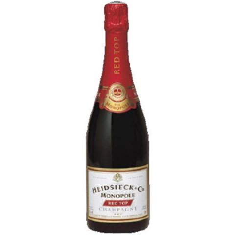 Heidsieck Monopole Red Top Champagner trocken