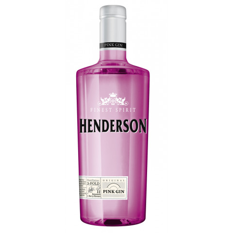 Henderson Pink Gin 0,7L