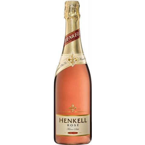 Henkell Rosé Sekt trocken 0,75 ltr