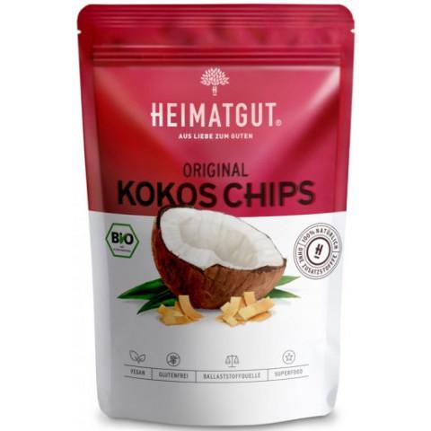 Heimatgut Bio Kokos Chips Original 40 g