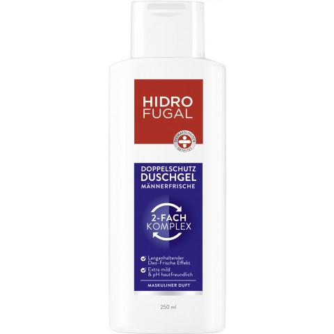 Hidrofugal Doppelschutz Duschgel Männerfrische 250ML