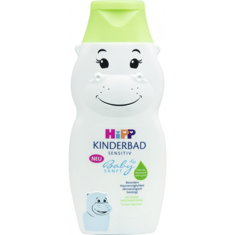 Hipp Babysanft Kinderbad Sensitiv 300 ml