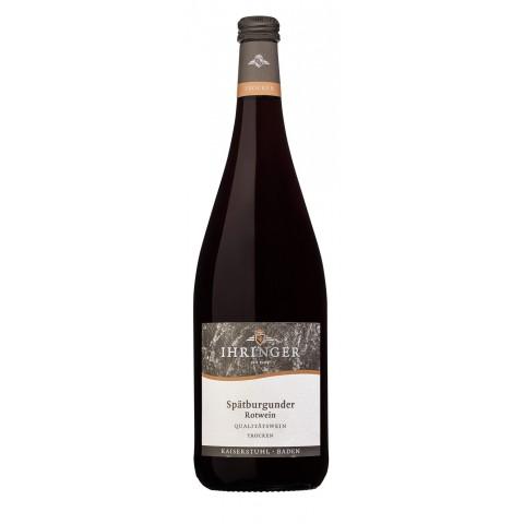 Ihringer Spätburgunder Rotwein trocken 2015
