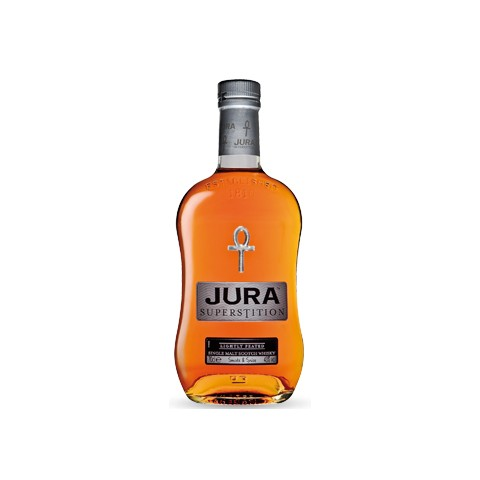 Isle of Jura Single Malt Whisky Superstition