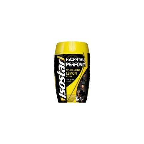 Isostar Hydrate & Perform Sport Drink Lemon Flavour