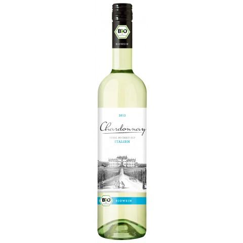 Biowein Chardonnay Terre Siciliane IGP Weißwein 2017