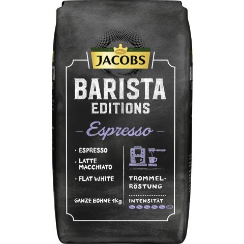 Jacobs Barista Editions Espresso ganze Bohne 1 kg