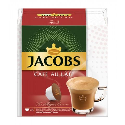 Jacobs Café au Lait Kaffeekapseln
