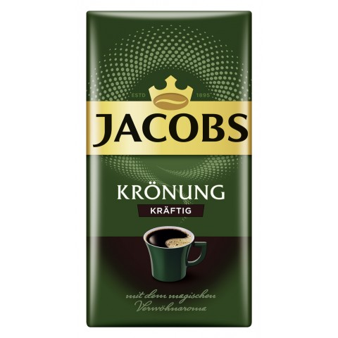 Jacobs Krönung kräftig gemahlen